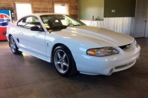 1995 Ford Mustang COBRA R for Sale
