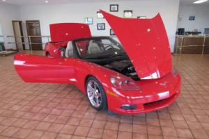 2007 Chevrolet Corvette C6 6 Speed