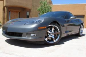 2009 Chevrolet Corvette w/4LT