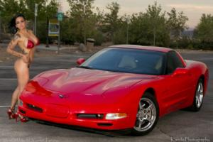 2004 Chevrolet Corvette COUPE W/BOTH TOPS PRISTINE CONDITION 39K MILES