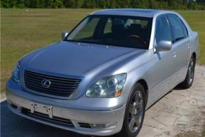 2005 Lexus LS Base 4dr Sedan