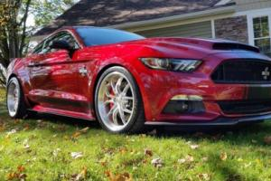 2016 Ford Mustang Shelby Super Snake