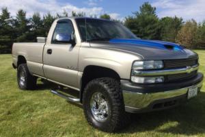2000 Chevrolet C/K Pickup 1500