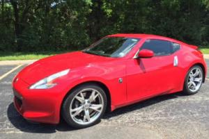 2012 Nissan 370Z 2dr Coupe Manual Photo
