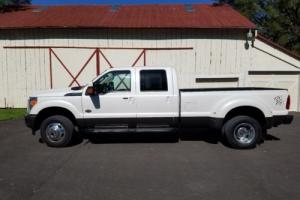 2015 Ford F-350 Crew Cab Super Duty