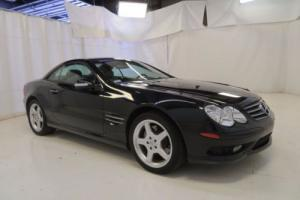 2003 Mercedes-Benz SL-Class SL500 2dr Roadster 5.0L Photo