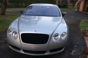 2004 Bentley Continental GT 2 door coupe