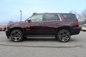 2017 Chevrolet Tahoe 4WD 4dr Premier