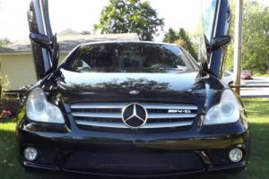 2006 Mercedes-Benz CLS-Class CLS55