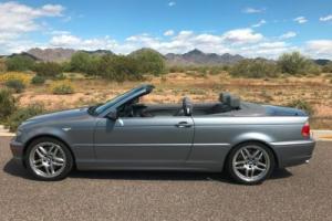 2004 BMW 3-Series 3.0L 330 Ci