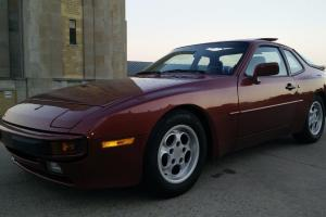 1986 Porsche 944 Base | eBay Photo