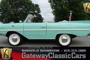 1965 Amphicar Model 770 --