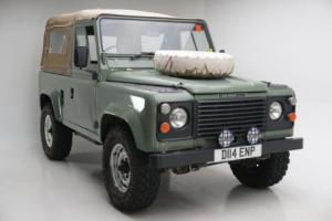 1986 Land Rover Defender --