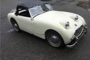1959 Austin Healey Bug Eye Sprite MK I -- Photo