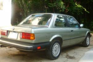 1984 BMW 3-Series Photo