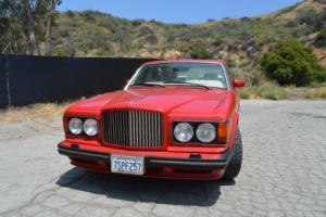 1989 Bentley Turbo R Photo