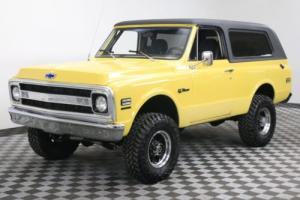 1970 Chevrolet Blazer CONVERTIBLE 4X4 RARE 1ST GENERATION PS PB