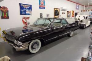 1961 Cadillac DeVille Coupe Deville Photo
