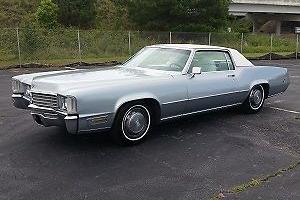 1970 Cadillac Eldorado --