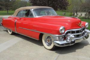 1953 Cadillac Other Convertible