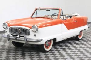 1959 Nash METROPOLITAN CONVERTIBLE 1500CC MOTOR
