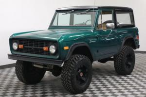 1977 Ford Bronco RESTORED 44K ORIGINAL MILES V8 PS PB