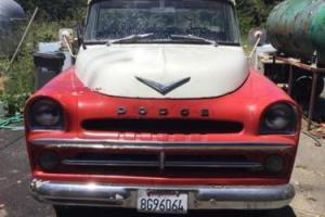 1957 Dodge Other Pickups