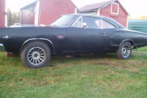 Dodge: Coronet Famous Lynch Road Plant Car