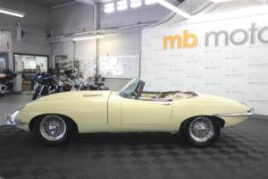 1964 Jaguar E-Type XKE ROADSTER