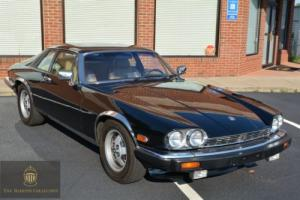 1984 Jaguar XJ XJS