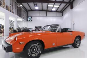 1974 Other Makes Jensen-Healey Mark II JH5 Roadster Photo