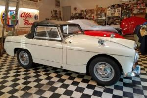 1961 MG Midget Midget Photo