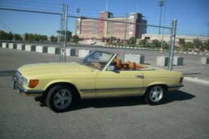 1973 Mercedes-Benz SL-Class Photo