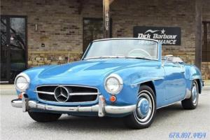 1959 Mercedes-Benz 190-Series Cabriolet Photo