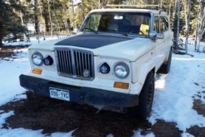 1983 Jeep Cherokee Photo