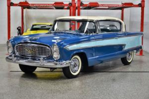 1957 Nash Ambassador Custom Country Club Ambassador 2- Door Hard Top