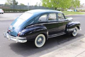 1942 Nash Ambassador 6 Slipstream Photo
