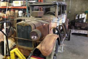 1927 Peerless Model 6-80