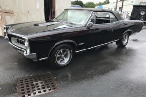 1966 Pontiac GTO Gto Photo