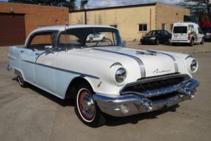 1956 Pontiac Catalina NO RESERVE AUCTION - LAST HIGHEST BIDDER WINS CAR!