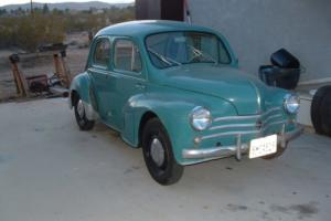 1960 Renault 4CV for Sale
