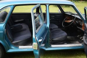1973 Austin Wolseley SIX Landcrab 2200