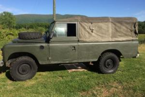 1979 Land Rover Defender Photo