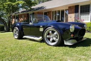 1966 Replica/Kit Makes 1966 Shelby Cobra