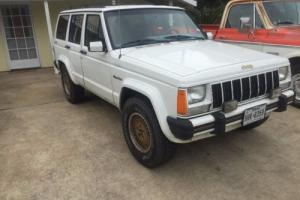 1989 Jeep Cherokee 4dr LIMITED Photo