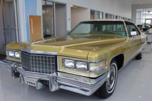 1976 Cadillac DeVille Sedan Deville Photo