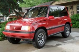 1989 Suzuki Sidekick Hardtop Photo