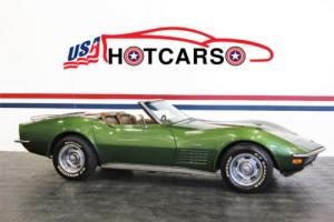 1972 Chevrolet Corvette LT-1 Convertible Photo