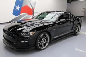 "2015 Ford Mustang ROUSH STAGE5.0 AUTO 20"" WHEELS"