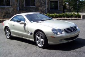 2003 Mercedes-Benz SL-Class Designo Edition